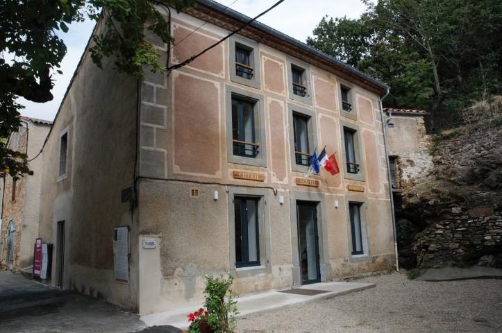 Inauguration de la mairie Cassagnoles Hérault PNRHL Juliane Casquet 9 Small