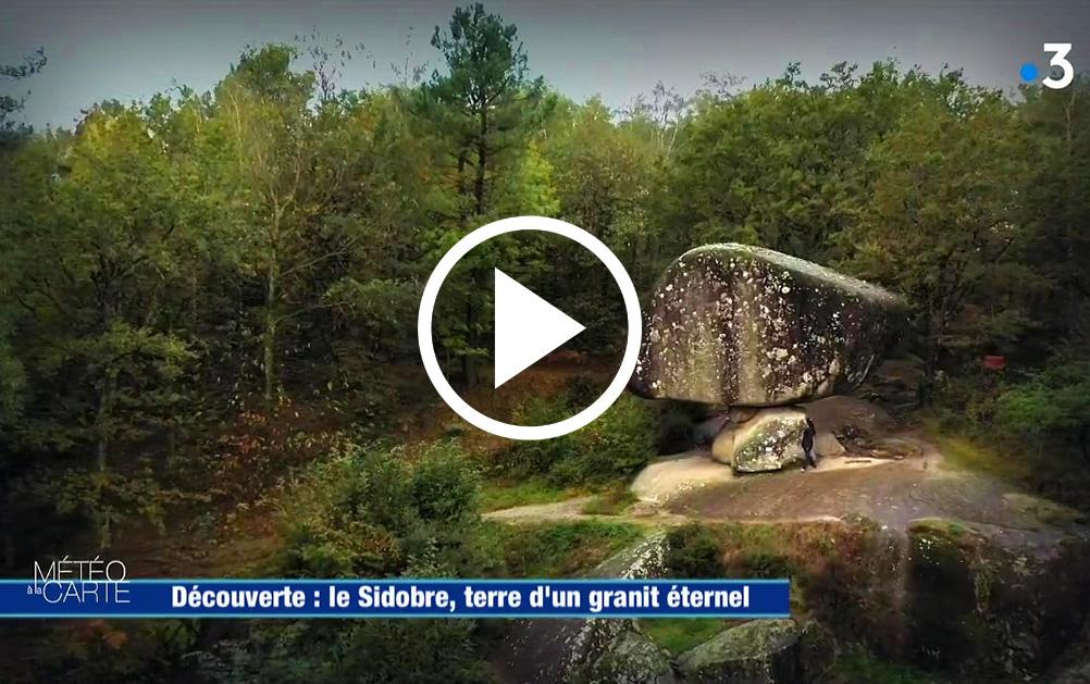 Emission Météo à la carte dans le Parc naturel du Haut Languedoc