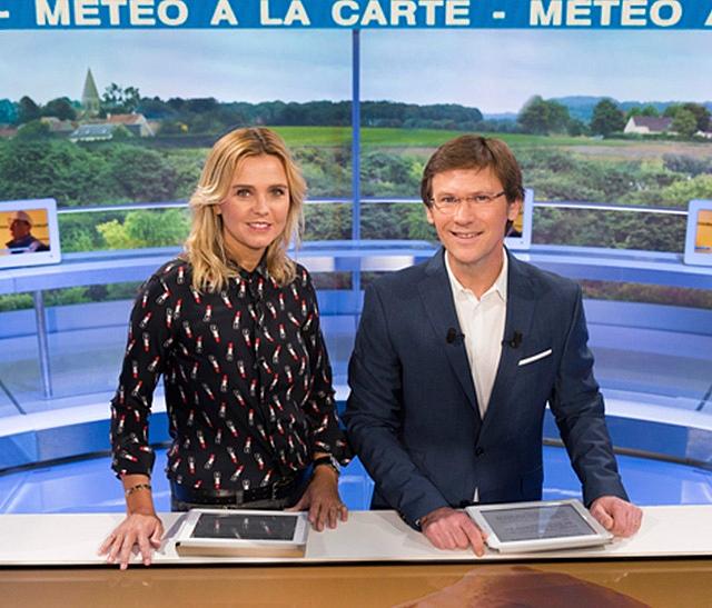 Le Parc naturel régional du Haut-Languedoc à l'honneur dans l'émission Météo à la carte de France 3