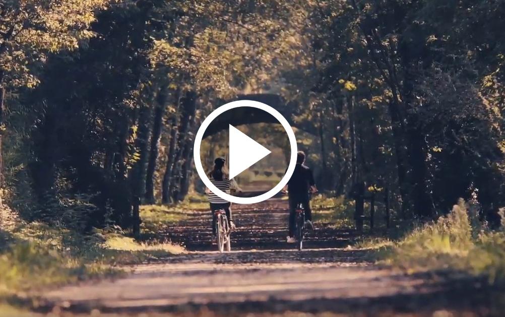 Balade sur la Voie Verte Passa Pais - Vidéo YouTube