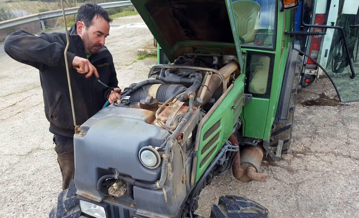 Banc dessai tracteur 2021 2