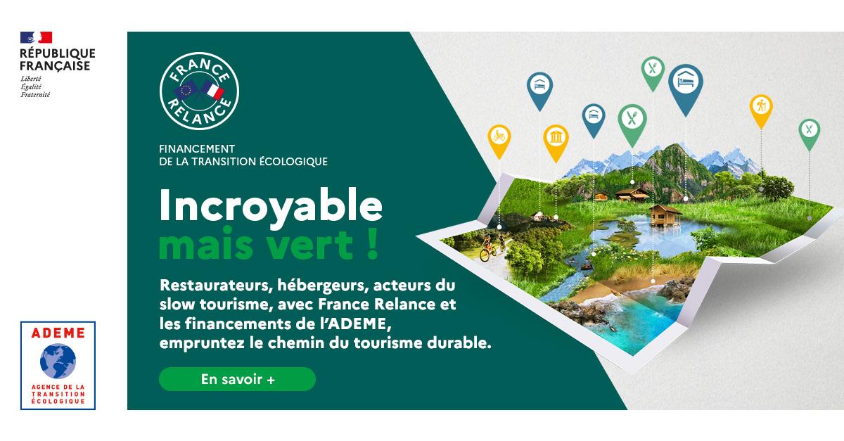 Fonds de Tourisme Durable 2021