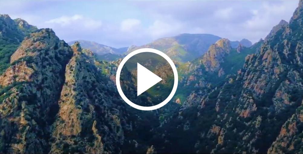 Découvrez le magnifique Parc naturel régional du Haut-Languedoc en vidéo