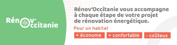 RenovOccitanie Bannière