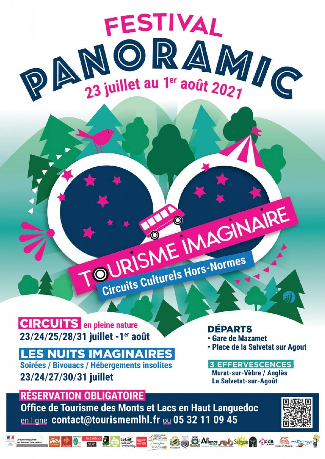 Tourisme imaginaire - Festival Panoramic 1 Juin 2021