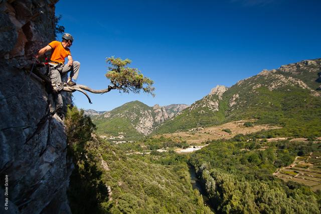 Via Ferrata du Parc naturel du Haut Languedoc
