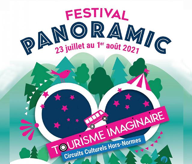 Vignette Festival Panoramic du Tourisme imaginaire dans le par le Parc naturel régional du Haut-Languedoc