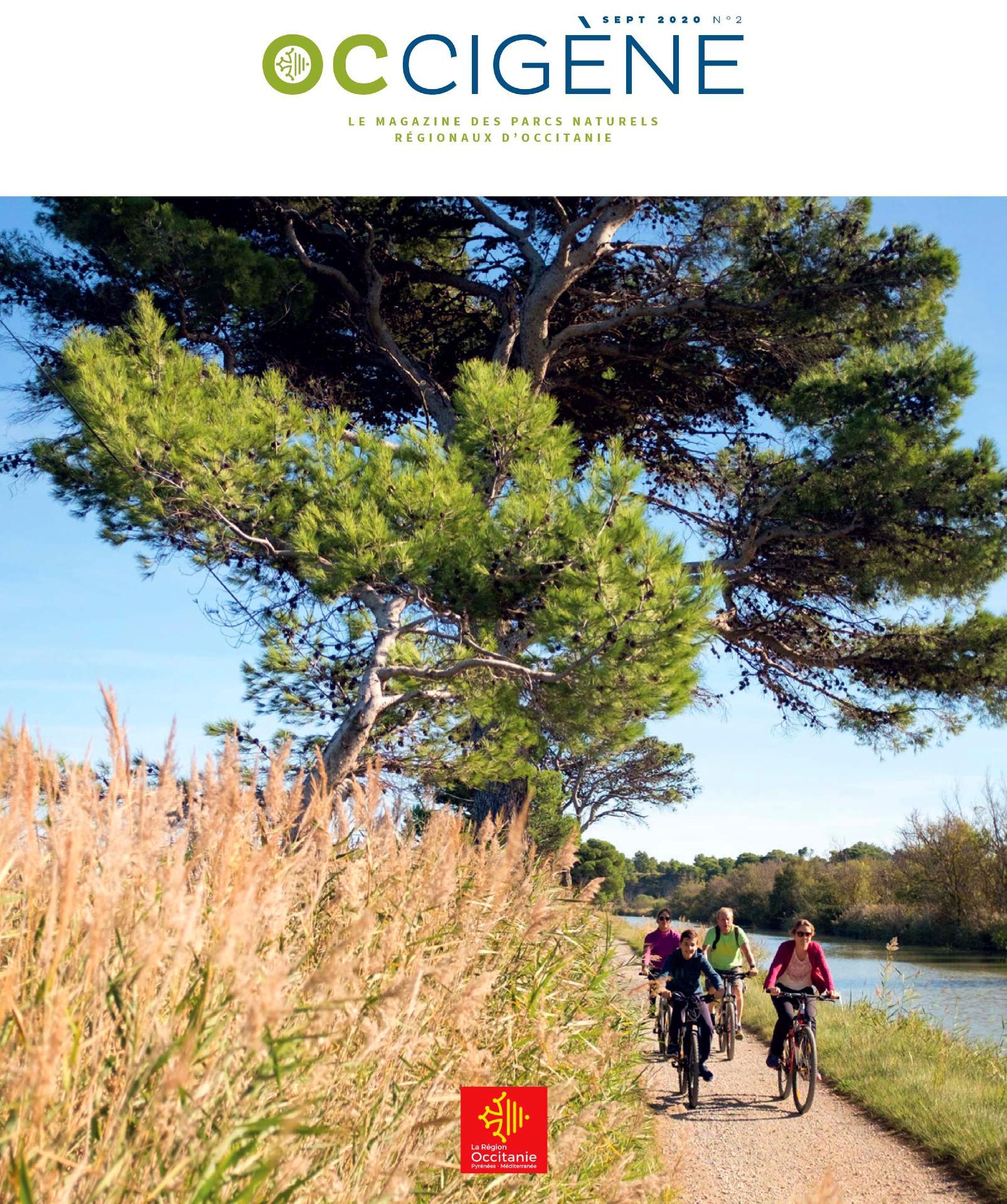 Journal et agenda du Parc 2020