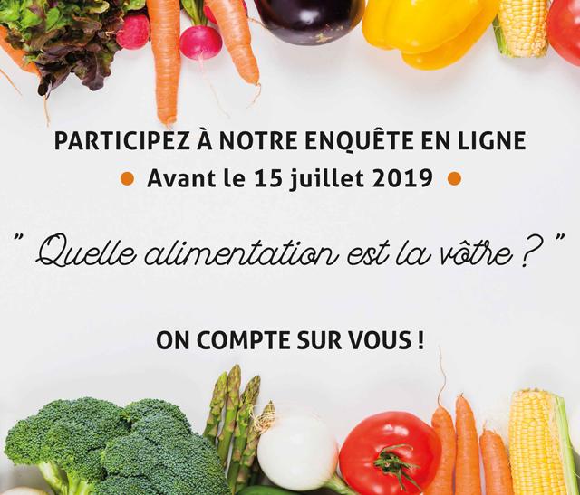 Vignette de l'Enquête sur l'alimentation des habitants du Parc naturel régional du Haut-Languedoc
