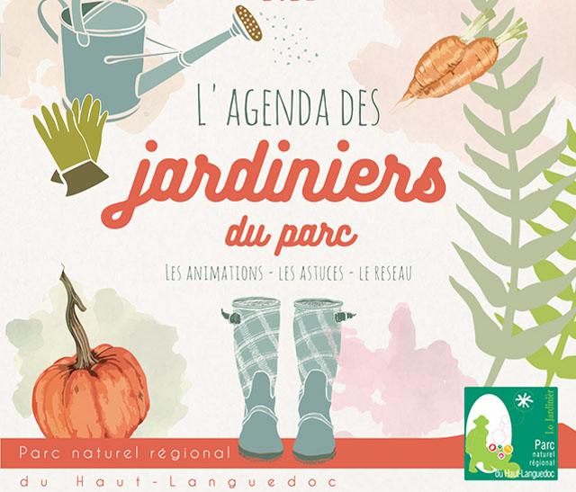 Fête des Jardiniers 2020 du Parc naturel régional du Haut-Languedoc