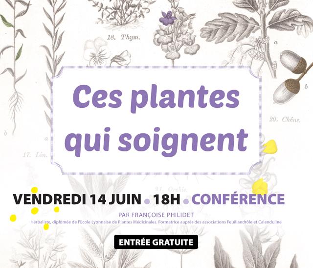 Vignette de la Conférence sur les plantes qui soignent à Berlou (34) organisée par le Pnr Haut-Languedoc