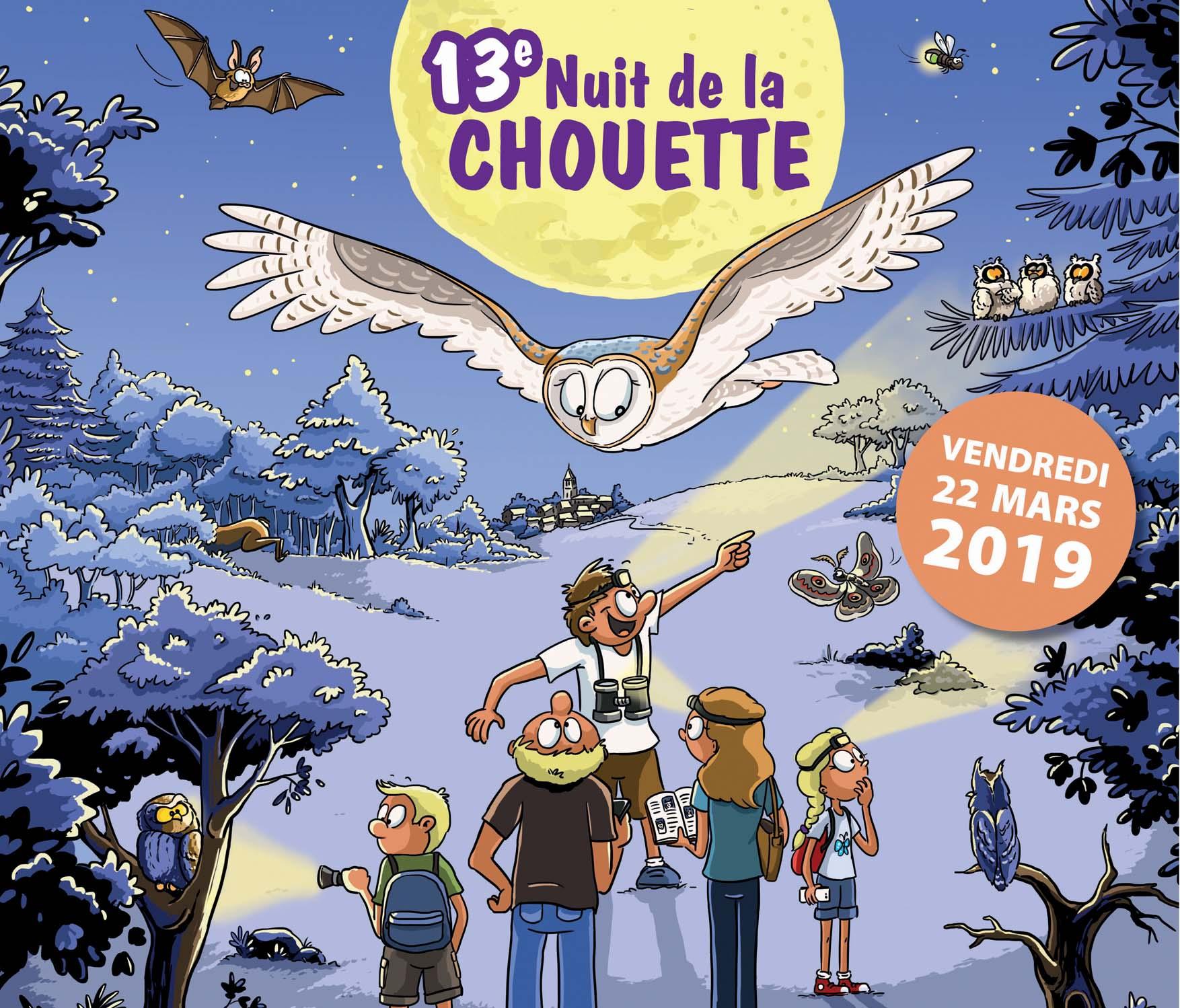 Vignette Animation Nuit de la Chouette à Siran, par le Pnr Haut-Languedoc