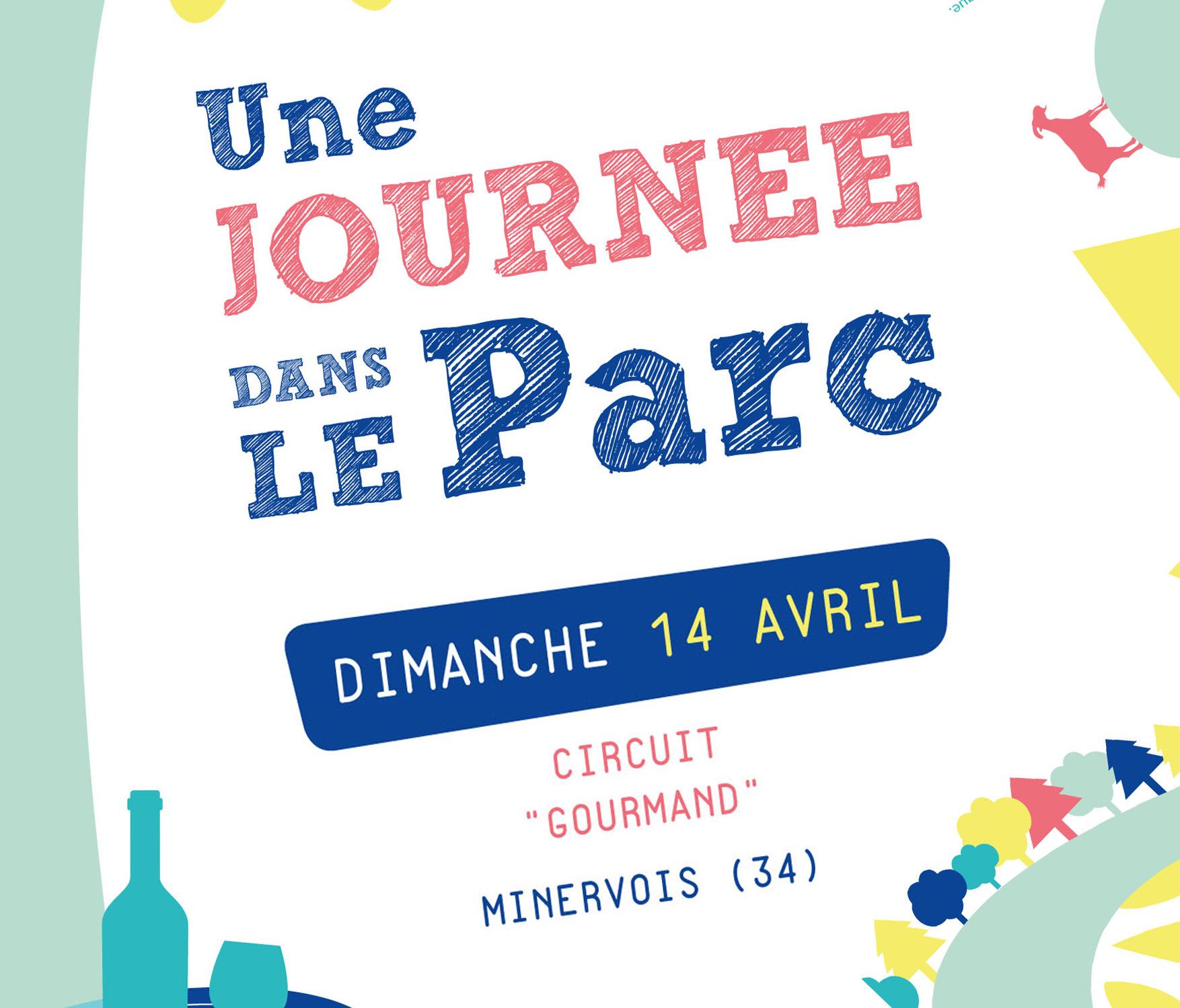 Vignette Une Journée dans le Parc - Circuit Gourmand en Minervois (34) organisé par le Pnr Haut-Languedoc