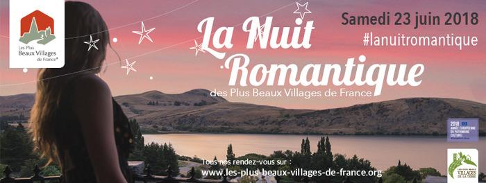 La nuit romantique des plus beaux villages