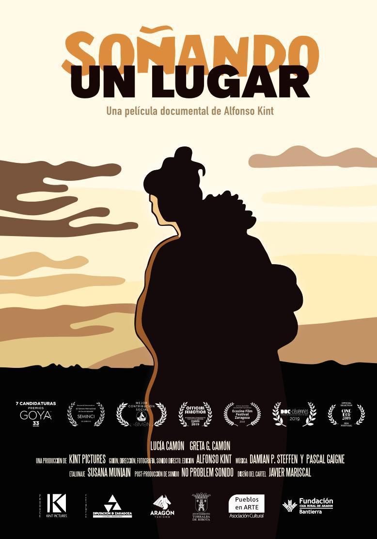 Affiche Film Soñando Un Lugar