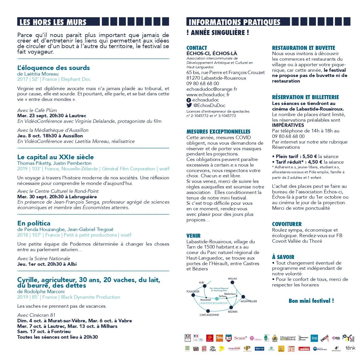 Flyer Festival Echo ci Echo la 2020 p1