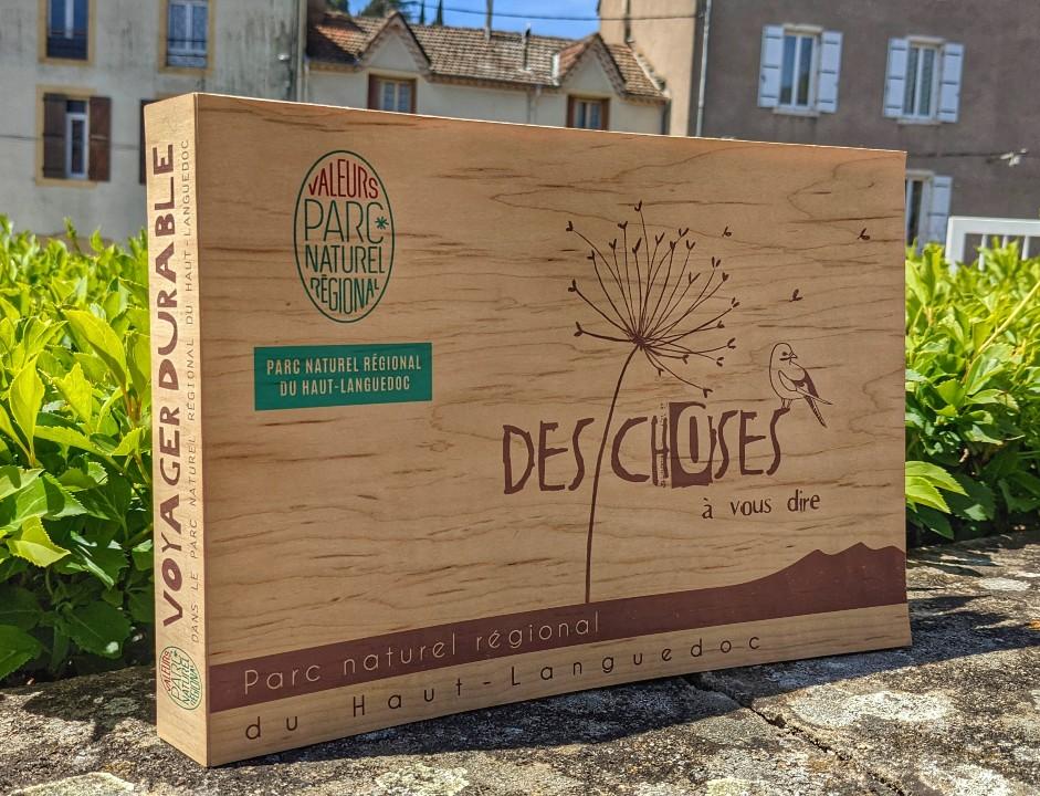 Guide de tourisme durable Marque Valeurs Parc naturel régional du Haut-Languedoc